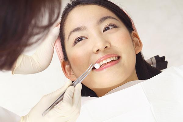 虫歯治療にともなう痛みが不安な方へ